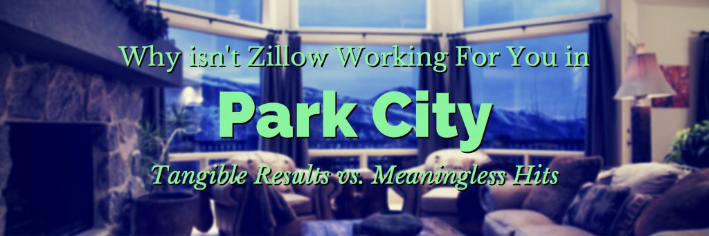 Why isn't Zillow Working For You - Header