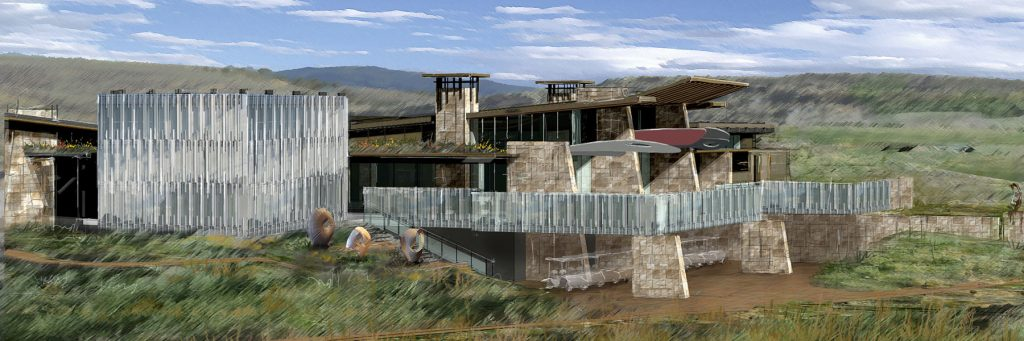 New Nicklaus Clubhouse in Promontory Park City