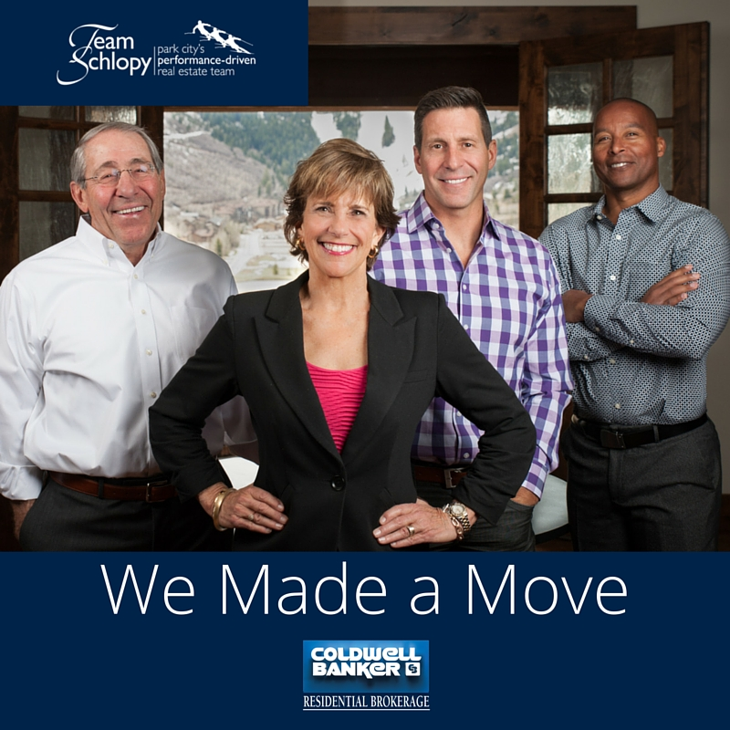 Coldwell Banker Residential Brokerage to Open New Park City Office with Team Schlopy - Park City Real Estate