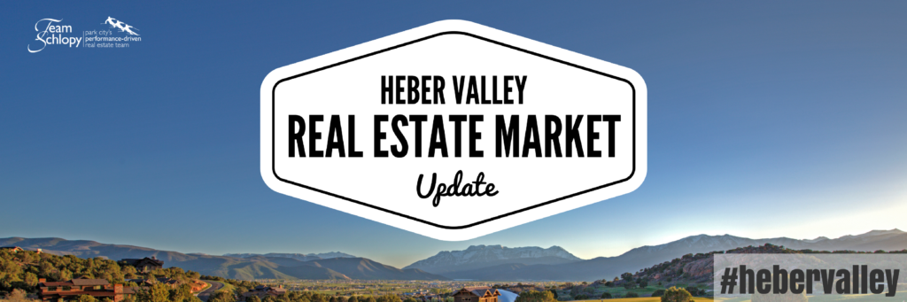 Heber Valley Market Update July 2017